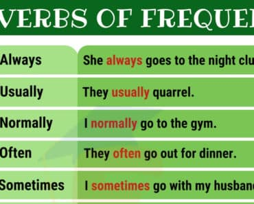 9 Important Adverbs of Frequency for ESL Learners 5