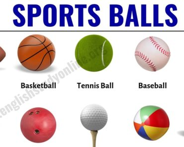 Sports Balls: List of 25 Popular Ball Games Around the World 6