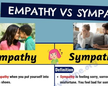 Empathy vs Sympathy: How to Use These Words Properly in English 2