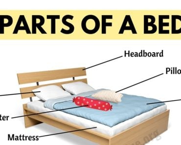Parts of A Bed: Learn Useful Vocabulary about Bed Parts 5