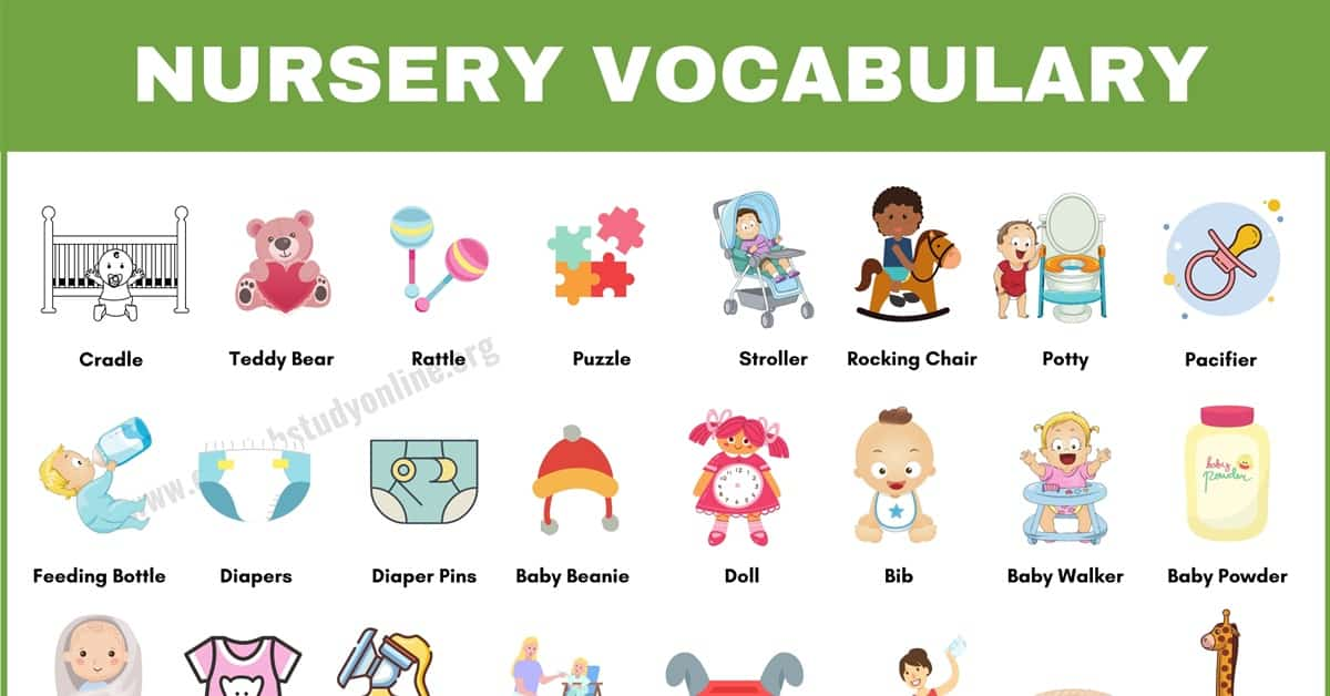 Nursery Furniture: 150+ Useful Objects for the Baby Room 1